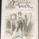 PUCK Magazine - July 20, 1887 (No. 541) - Vintage political humor, social satire