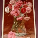 "1900/01 Arbuckle Bros. Coffee Co. Premium ""A Study In Pink"" HARRY ROSELAND Print"