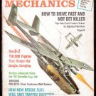 1/68 Popular Mechanics - O-2 SKYMASTER, FIAT 124, TSUNAMIS, DSRV, ICE FISHING