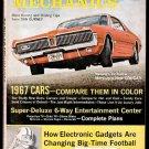 10/66 Popular Mechanics - 1967 AUTOS, CAMARO, COUGAR, SWAMP BUGGIES, ROCKETEERS