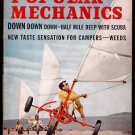 7/65 Popular Mechanics - DESERT WINDJAMMERS, SKATEBOARD ACROBATICS, TRIUMPH TR-4A