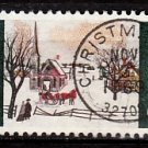 Bullseye (SOTN) First Day Dated Stamp - 1969 Christmas (#1384)