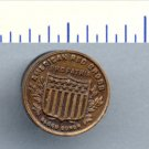 Vintage AMERICAN RED CROSS Blood Donor - Screw-Back Lapel Pin