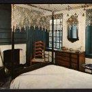 1950s VALLEY FORGE, PENNSYLVANIA - Martha Washington's Bedroom - Postcard