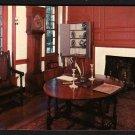 1950s VALLEY FORGE, PENNSYLVANIA - Washington's Headquarters Office - Postcard