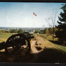 1950s VALLEY FORGE, PENNSYLVANIA - Fort Washington, Cannons - Postcard
