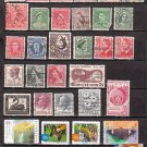 AUSTRALIA - 1914-2003 - 35 Different Postage Stamps - Used