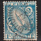 IRELAND Postage Stamp - 1940 - 1s Sword of Light (Sc. #117) - Used