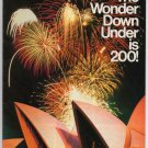 BICENTENNIAL GUIDE TO AUSTRALIA 1988 - The Wonder Down Under is 200! - 40 pages