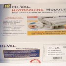 HI-VAL HotDocking Module for IDE - Complete (rack, tray, software, manual, etc.)