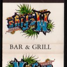 McFLY'S BAR & GRILL - Monterey, California - 1980s Vintage Matchbook Cover