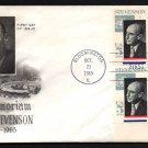 ART CRAFT - 1965 Adlai Stevenson (#1275) FDC - PB UA