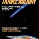 1/86 Travel-Holiday - HALLEY'S COMET, DOMINICAN REPUBLIC, TONGA, MUNICH, TEL AVIV, BAJA, KENTUCKY