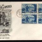 FLEETWOOD - 1953 Future Farmers of America (#1024) FDC - B4 UA