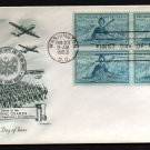ARTMASTER - 1953 National Guard FDC - B4 UA