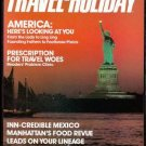 7/85 Travel-Holiday - DES MOINES, MOUNT VERNON, ELLIS ISLAND, SAILING SCHOONERS