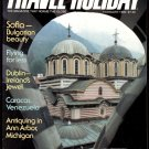 2/85 Travel-Holiday - SOFIA, WASHINGTON, TAKAYAMA, JUNEAU, CARACAS, DUBLIN, ANN ARBOR