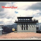 1980s MONARCH PASS, COLORADO - Monarch Crest Gondola - Unused Postcard