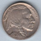 1937 Buffalo Nickel - Circulated