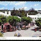 KING'S SQUARE, St. George's, Bermuda - 1970s Unused Postcard