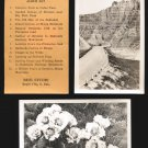 BADLANDS NATIONAL PARK - 1950s Souvenir Photo Collection - Rise Studio