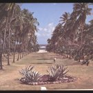 NISBET PLANTATION - Nevis, West Indies - 1980s International Post Card