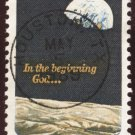 Bullseye (SOTN) First Day Dated Stamp - 1969 Apollo 8 (#1371)