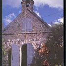 FIG-TREE CHURCH, Nevis, West Indies - 1980s Scenic Postcard - Unused