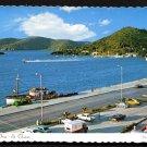 CHARLOTTE AMALIE, St. Thomas, Virgin Islands - 1972 Scenic Postcard - Unused