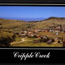 CRIPPLE CREEK, COLORADO - 1980s Scenic Postcard - Unused