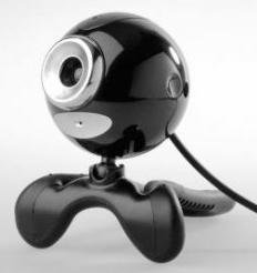 NEW! Sharp PC-Cams, $1.04! Comes with installer CD & Adjustable Stand-Black