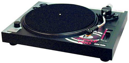 NEW! Pyle PLTTB1 Professional Belt-Drive Manual Turntable!