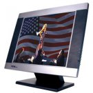 "KDS RAD-5C 15"" Multimedia LCD Flat Panel Computer Monitor w/Speakers"