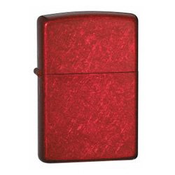 Zippo Lighter 21063 Candy Apple Red