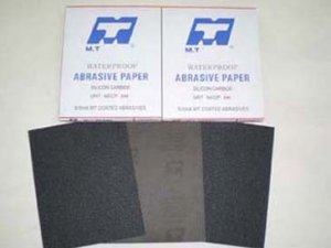 MT latex waterproof abrasive paper
