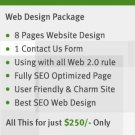 Web Design - SEO Web Design - Website Design Package @$250 Only !!!