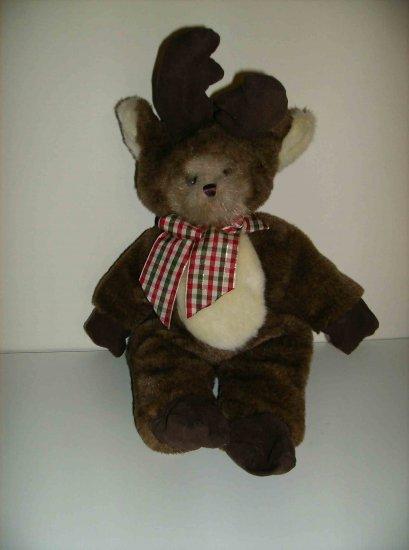 Barrington Collections Reindeer Bear