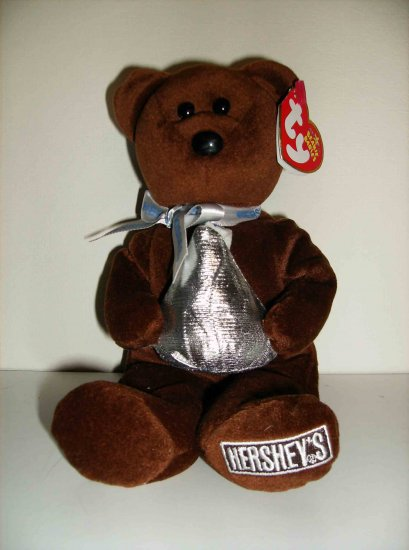 Ty Hershey Beanie Baby Bear - Cocoa Bear - Walgreen�s Exclusive