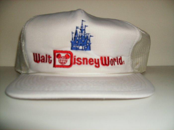 Vintage Walt DisneyWorld Trucker Cap.