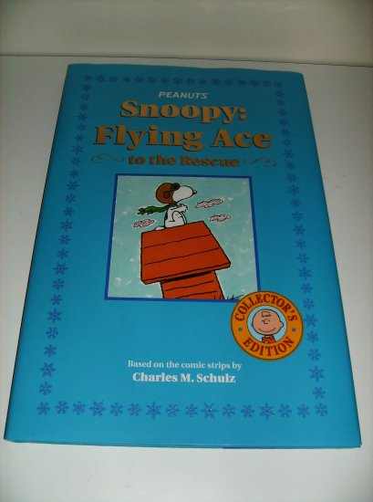 Peanuts Collector�s Edition � Snoopy: Flying Ace to the rescue