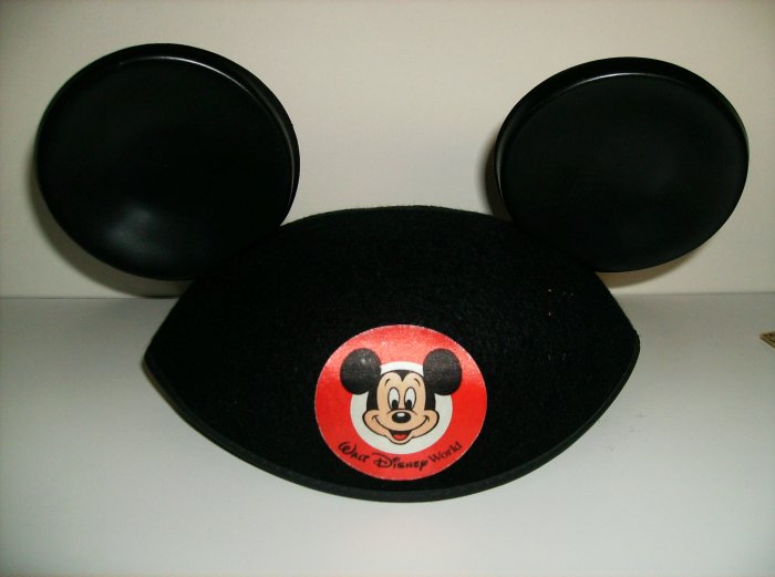 Walt Disney World Mouse Ears Circa 1980