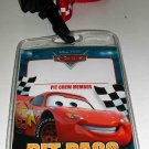 Disney Pixar Cars Movie Piston Cup Pit Crew Pass Disney Store Exclusive discontinued