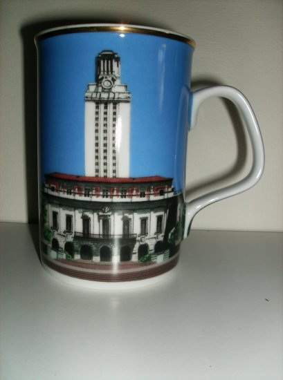 University of Texas - UT Tower Limited Edition Porcelain Coffee Mug