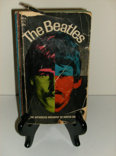 The Beatles: The authorized biography (Dell book) (Paperback)  by Hunter Davies (Author)