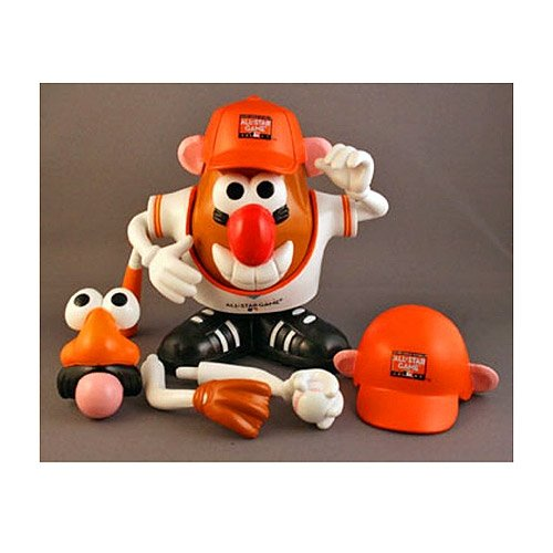 Mr. Potato Head Special Edition 2007 San Francisco All Star Game Baseball  LE (*S)