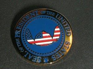 FANTASY PIN -  Disney Stitch Seal of the President (*S)