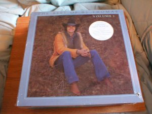 The Best of B.J. Thomas Volume 2 LP