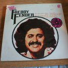Freddy Fender Wasted Days & Wasted Nights LP