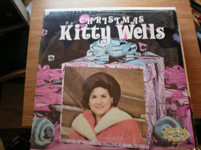 Kitty Wells Christmas LP