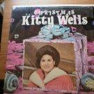 Kitty Wells Christmas LP